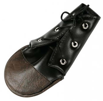Обувь для собак на шнуровке