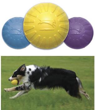 Мяч литой плавающий из пены Fantastic Foam Ball