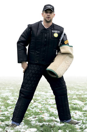 Защитный костюм для фигуранта «Аэро»