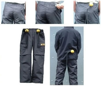Специальные «магнитные» брюки-шорты